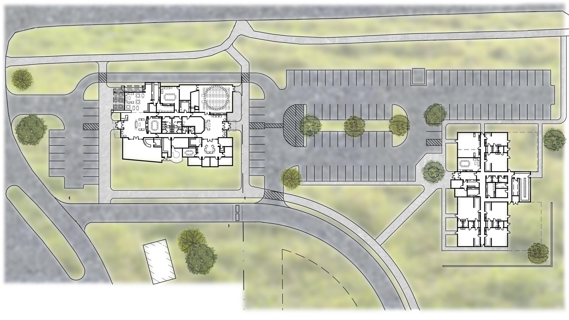 Resource Center – Site Plan